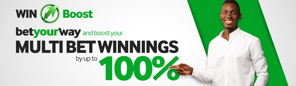 Betway Win Boost