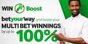 Sports betting promotions   Betway